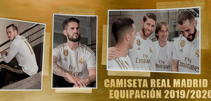 CFB3 Camisetas del Real Madrid
