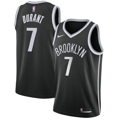 Camiseta cfb3 A008 Kevin Durant, Brooklyn Nets 2018/19 - Icon