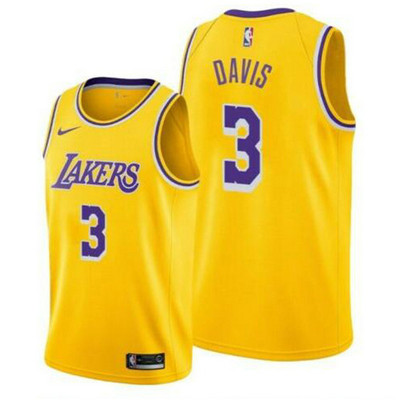 Camiseta cfb3 A020 Anthony Davis, Los Angeles Lakers 2018/19 - Icon