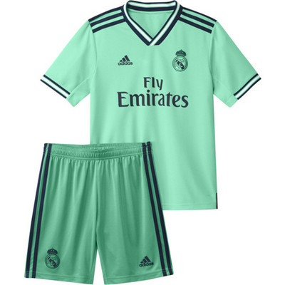 Camiseta cfb3 A254 Real Madrid 3ª Equipación 2019/20 Kit Junior