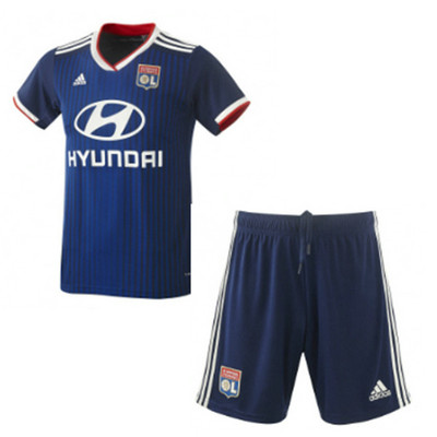 Camiseta cfb3 A258 Olympique Lyon 2ª Equipación 2019/20 Kit Junior