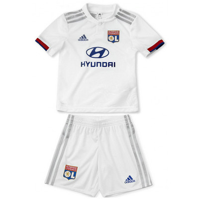 Camiseta cfb3 A259 Olympique Lyon 1ª Equipación 2019/20 Kit Junior