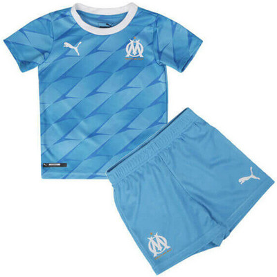 Camiseta cfb3 A260 Olympique Marsella 2ª Equipación 2019/20 Kit Junior