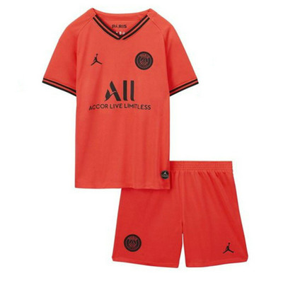 Camiseta cfb3 A262 PSG 2ª Equipación 2019/20 Kit Junior