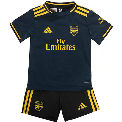 Camiseta cfb3 A264 Arsenal 3ª Equipación 2019/20 Kit Junior
