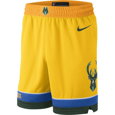 Camiseta cfb3 A392 Pantalones Milwaukee Bucks - City Edition