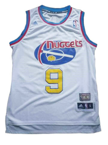 Camiseta cfb3 C260 Andre Iguodala, Denver Nuggets [Throwback]