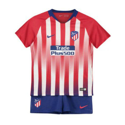 Camiseta cfb3 C1938 Atlético Madrid 1ª Equipación 2018/19 Kit Junior