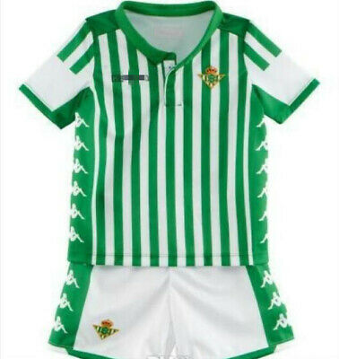 Camiseta cfb3 C1980 Betis 1ª Equipación 2019/20 Kit Junior