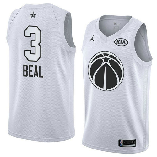 Camiseta cfb3 C024 Bradley Beal - 2018 All-Star Blanco