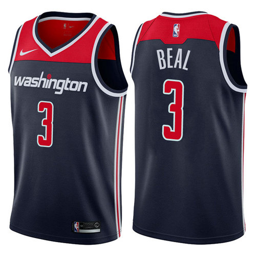 Camiseta cfb3 C835 Bradley Beal, Washington Wizards - Statement