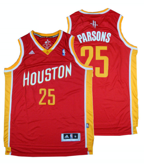 Camiseta cfb3 C329 Chandler Parsons, Houston Rockets - Alternate