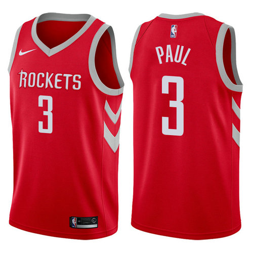 Camiseta cfb3 C332 Chris Paul, Houston Rockets - Icon