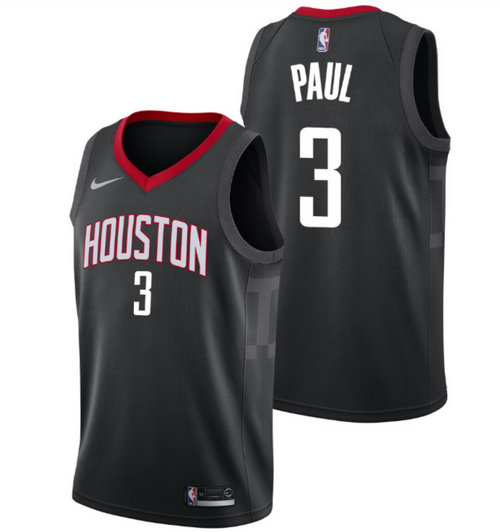 Camiseta cfb3 C333 Chris Paul, Houston Rockets - Statement