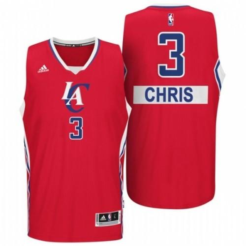 Camiseta cfb3 C389 Chris Paul, Los Angeles Clippers - Christmas Day