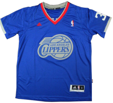 Camiseta cfb3 C390 Chris Paul, Los Angeles Clippers - Christmas