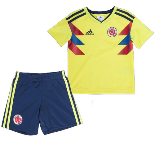 Camiseta cfb3 C2000 Colombia 1ª Equipación 2018 Kit Junior