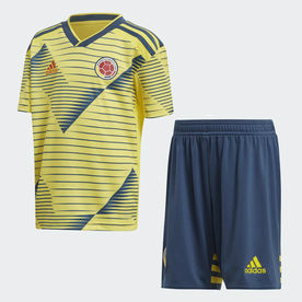 Camiseta cfb3 C2001 Colombia 1ª Equipación 2019 Kit Junior