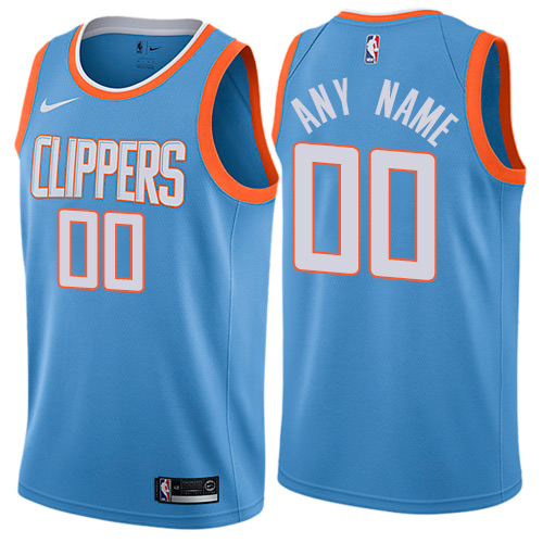 Camiseta cfb3 C394 Custom, Los Angeles Clippers - City Edition