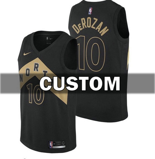 Camiseta cfb3 C790 Custom, Toronto Raptors - City Edition