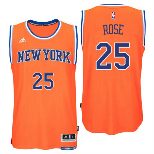 Camiseta cfb3 C603 Derrick Rose, New York Knicks [Alternate]