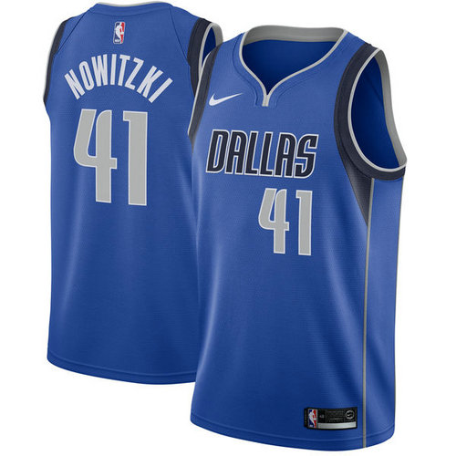 Camiseta cfb3 C473 Dirk Nowitzki, Dallas Mavericks - Icon
