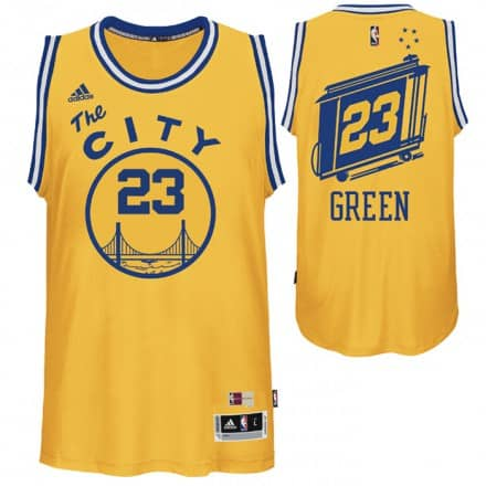 Camiseta cfb3 C303 Draymond Verde, Golden State Warriors - The City