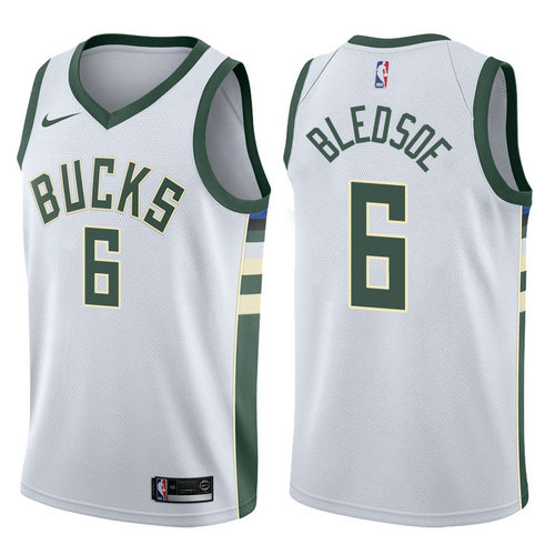 Camiseta cfb3 C532 Eric Bledsoe, Milwaukee Bucks - Association