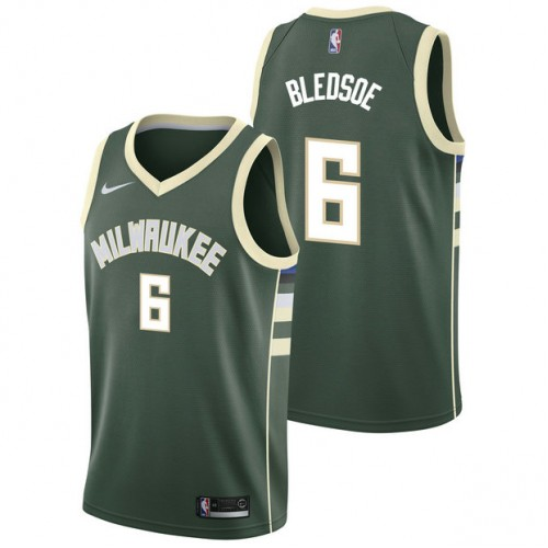 Camiseta cfb3 C533 Eric Bledsoe, Milwaukee Bucks - Icon