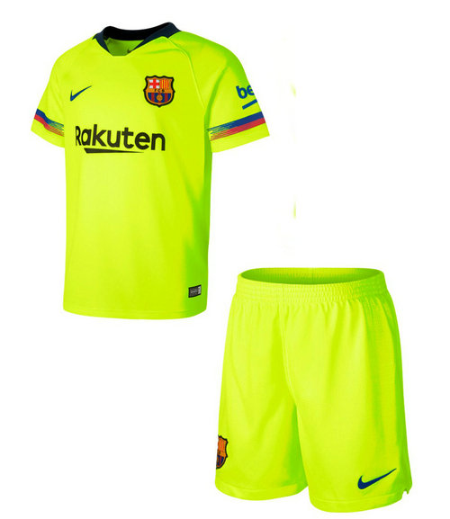 Camiseta cfb3 C1949 FC Barcelona 2ª Equipación 2018/19 Kit Junior