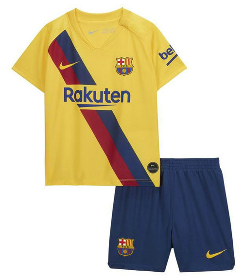 Camiseta cfb3 C1950 FC Barcelona 2ª Equipación 2019/20 Kit Junior