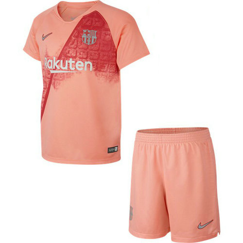 Camiseta cfb3 C1951 FC Barcelona 3ª Equipación 2018/19 Kit Junior