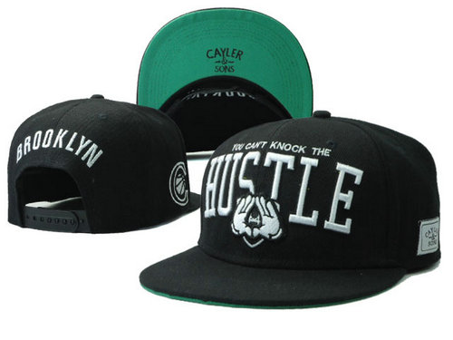 Camiseta cfb3 C2137 GORRA Hustle Brooklyn