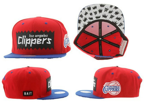 Camiseta cfb3 C2042 Gorra Los Angeles Clippers Mitchell&Ness