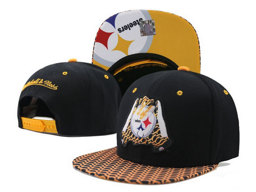 Camiseta cfb3 C2072 Gorra Pittsburgs Steelers M.3