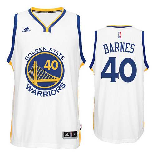 Camiseta cfb3 C304 Harrison Barnes, Golden State Warriors [Primera]