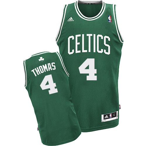 Camiseta cfb3 C107 Isaiah Thomas, Boston Celtics [Verde]