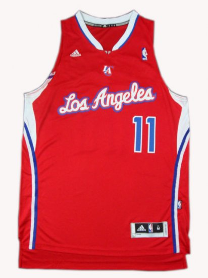 Camiseta cfb3 C397 Jamal Crawford, Los Angeles Clippers [Roja]