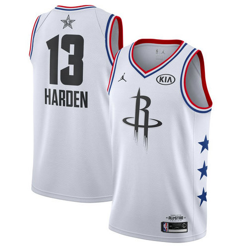 Camiseta cfb3 C043 James Harden - 2019 All-Star Blanco