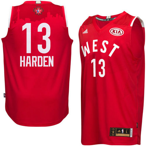 Camiseta cfb3 C046 James Harden, All-Star 2016