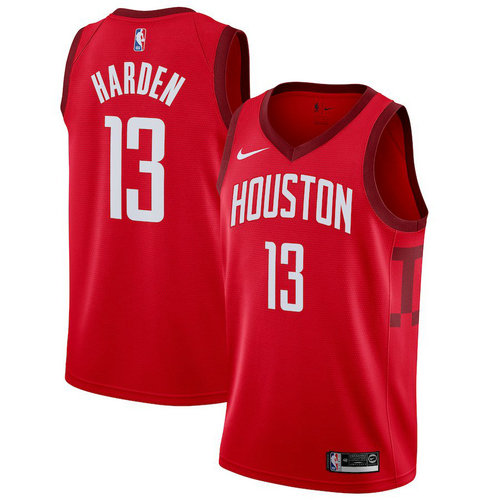 Camiseta cfb3 C341 James Harden, Houston Rockets 2018/19 - Earned Edition
