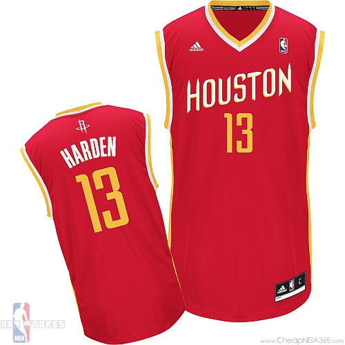 Camiseta cfb3 C343 James Harden, Houston Rockets [Alternate]