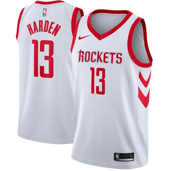 Camiseta cfb3 C344 James Harden, Houston Rockets - Association