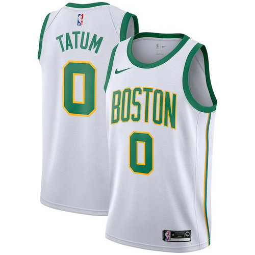 Camiseta cfb3 C110 Jayson Tatum, Boston Celtics 2018/19 - City Edition