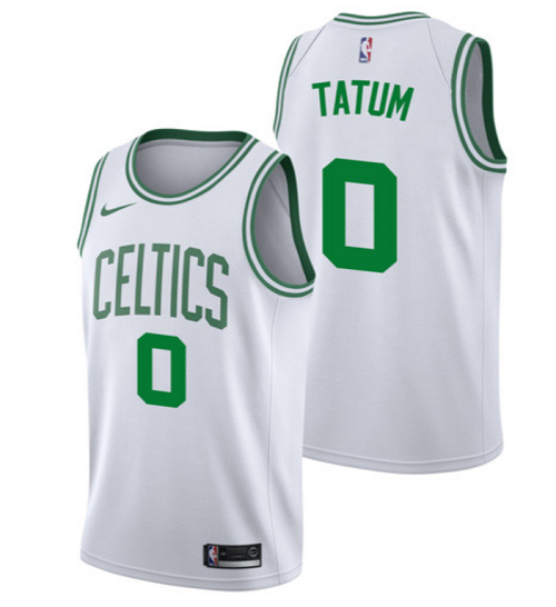 Camiseta cfb3 C111 Jayson Tatum, Boston Celtics - Association