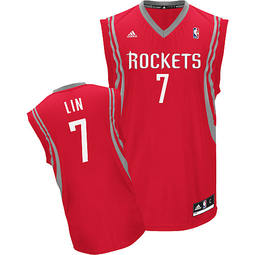 Camiseta cfb3 C353 Jeremy Lin, Houston Rockets [Road]
