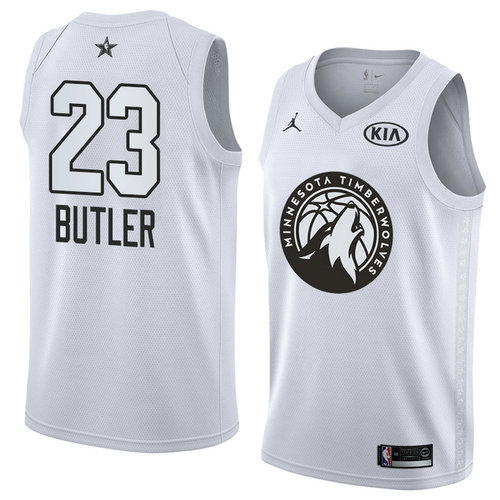 Camiseta cfb3 C047 Jimmy Butler - 2018 All-Star Blanco