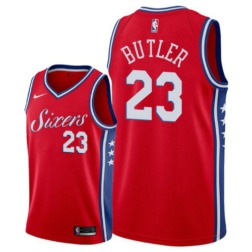 Camiseta cfb3 C679 Jimmy Butler, Philadelphia 76ers - Statement