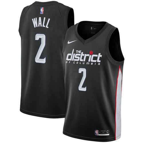 Camiseta cfb3 C839 John Wall, Washington Wizards 18/19 - City Edition
