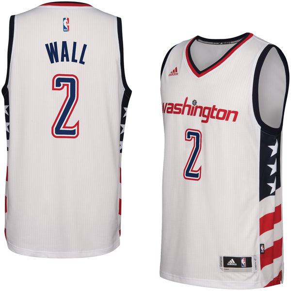 Camiseta cfb3 C840 John Wall, Washington Wizards - Alternate